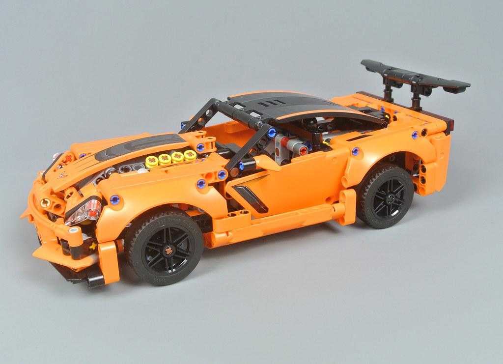 lego technic 42093 chevrolet corvette zr1 review. Black Bedroom Furniture Sets. Home Design Ideas