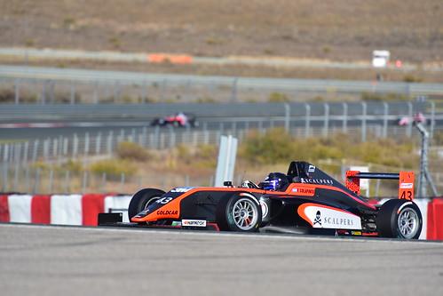 Franco Alejandro Colapinto, Campeonato de España de Fórmula 4, Los Arcos 2018