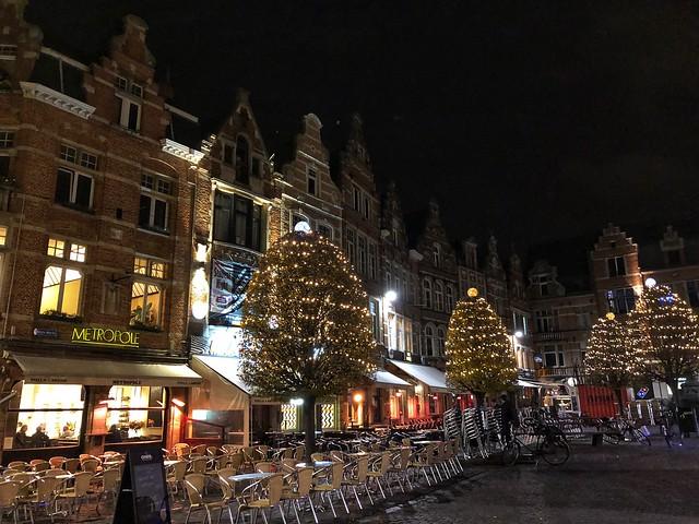 Oude Markt (Lovaina, Flandes)