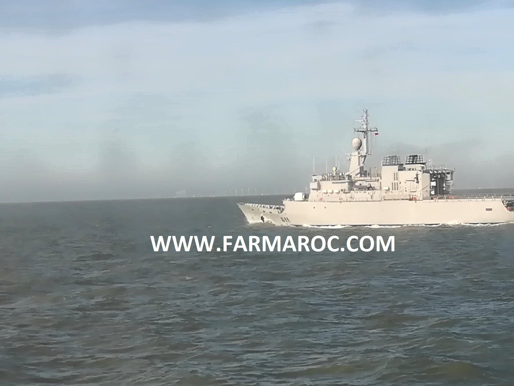 Royal Moroccan Navy Floréal Frigates / Frégates Floréal Marocaines - Page 13 31005906977_8754045c7d_o