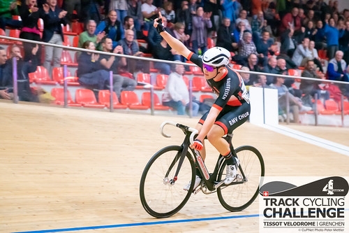 Track Cycling Challenge | by Tissot Velodrome