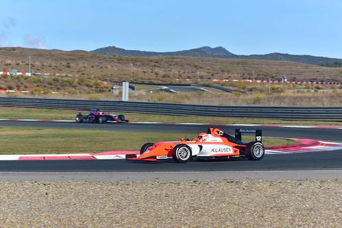 Patrick Schott, Campeonato de España de Fórmula 4, Los Arcos 2018