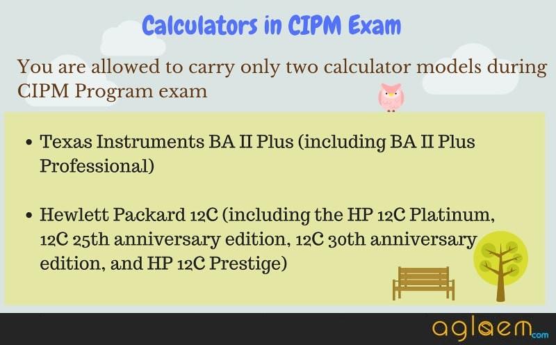 CIPM Exam