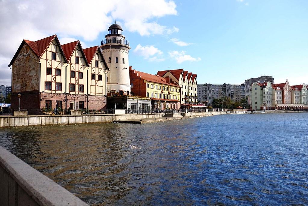 Калининград попал в рейтинг самых романтичных городов России