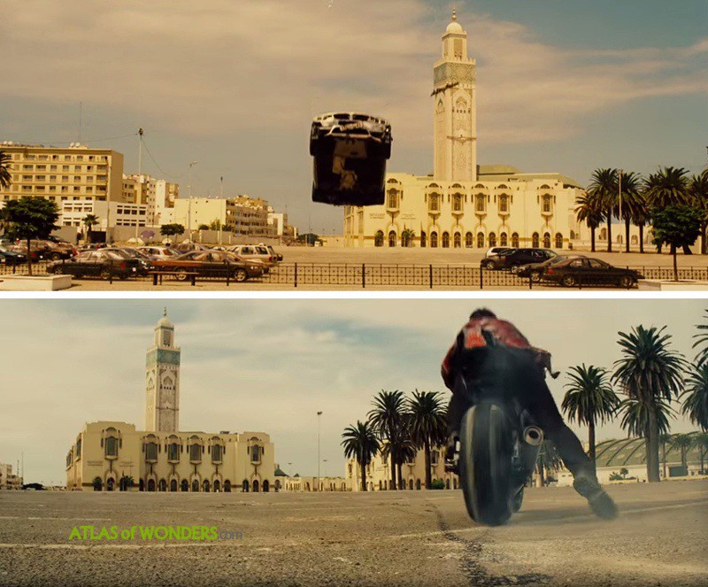 Mission Impossible Filming Locations