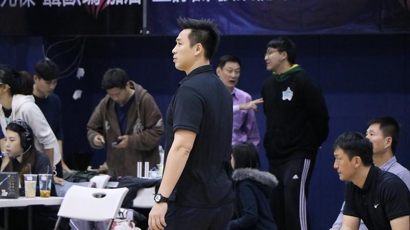 台藝大教練葛記豪。(資料照,李沅芷/攝)