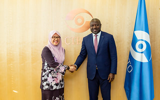 Courtesy visit by Malaysia | by The Official CTBTO Photostream