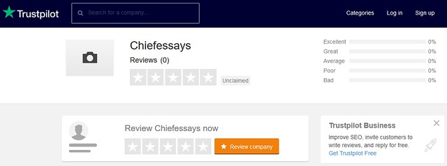 chiefessays reviews