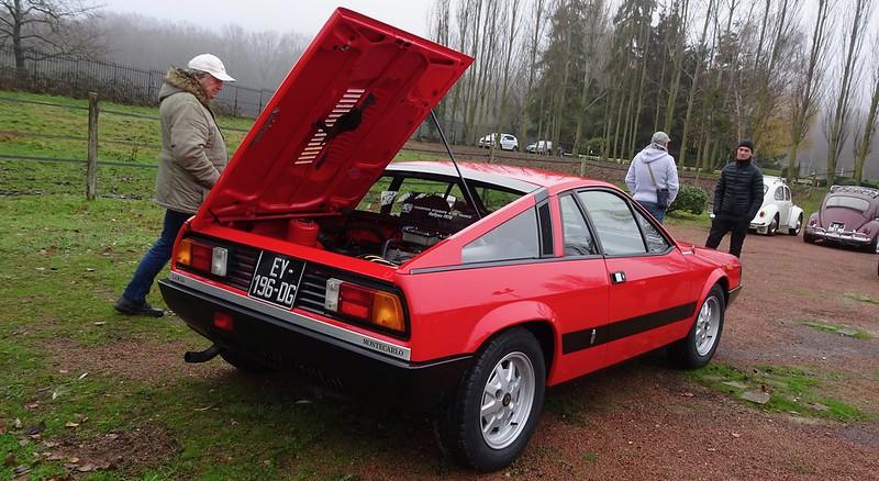 Lancia Berlinetta Beta Montecarlo 2.0 litres prépa Abarth 1981 45425055695_38c6f5f034_c