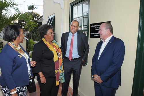 Reopening of Sunbury Great House (16) | by barbadosgovernmentinformationservice