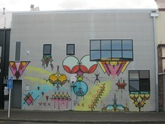 Youth Space Mural