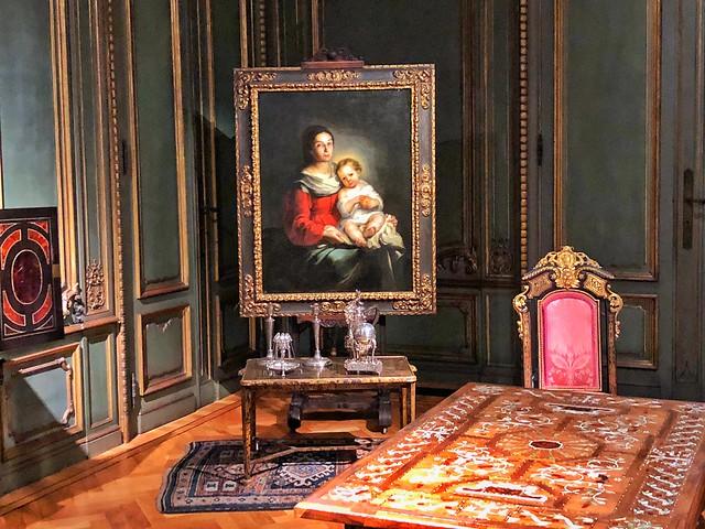 Cuadro de Murillo en el Museo de Lier