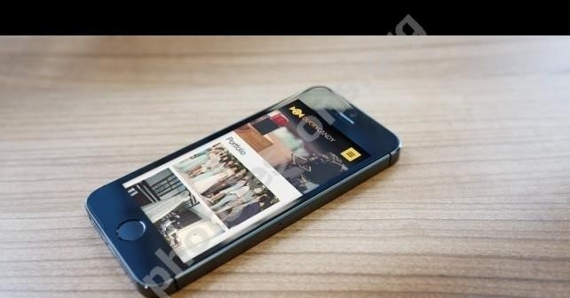iPhone 5s – .PSD source for Photoshop download for free!