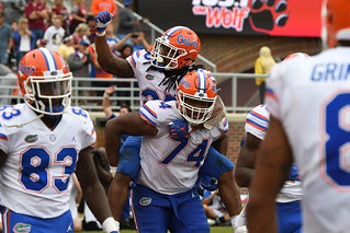 FSU Football vs UF | by Jacob Gralton
