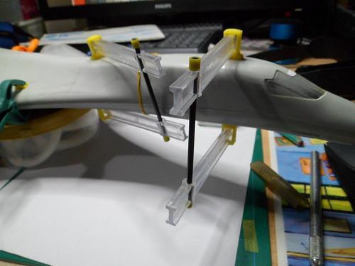 Défi moins de kits en cours : Rockwell B-1B porte-clé [Airfix 1/72] *** Abandon en pg 9 - Page 7 45816642102_4a7407e012