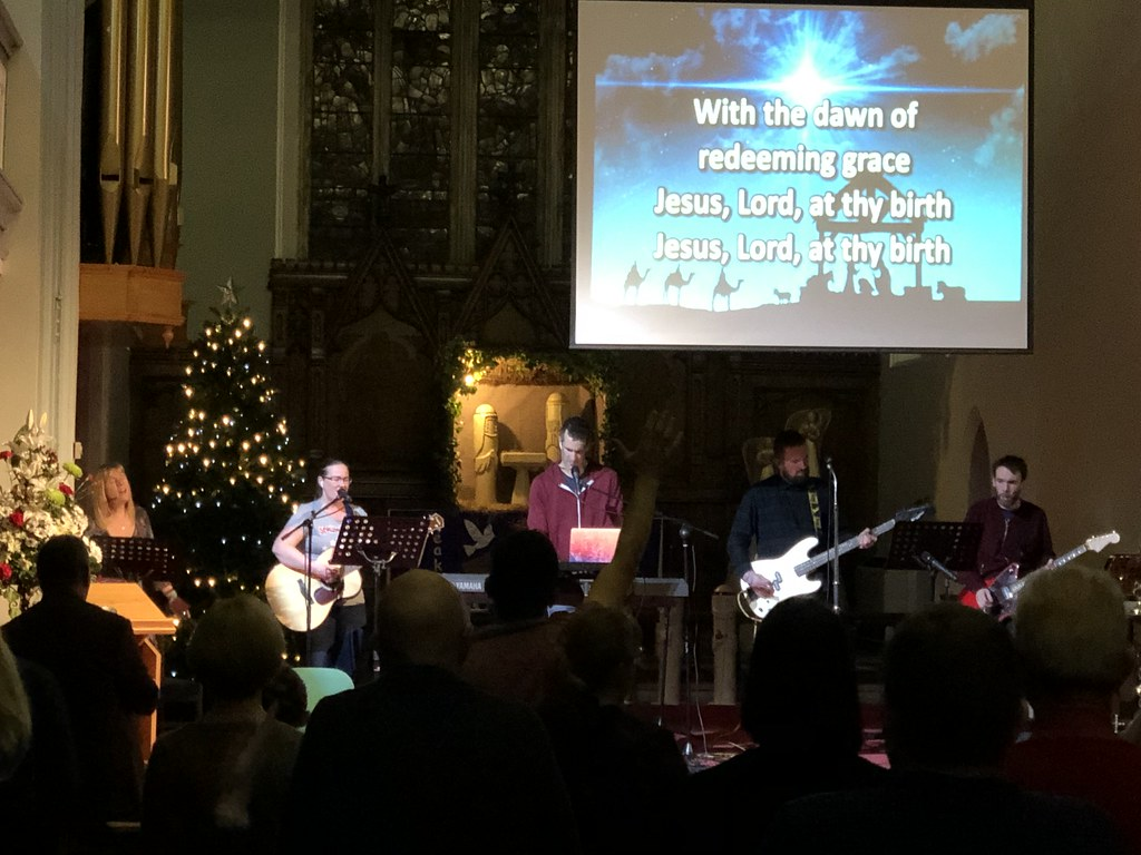 Contemporary Carol Service