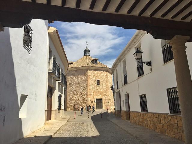 Ermita de la Veracruz de Tembleque (Toledo)