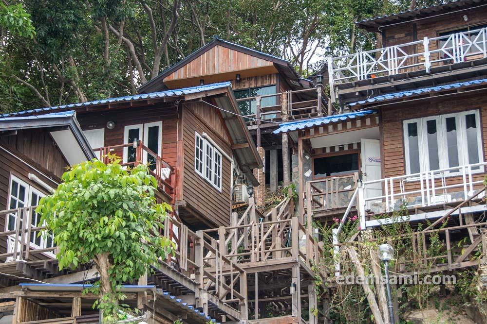 Ао Сангтиан остров Самет Таиланд