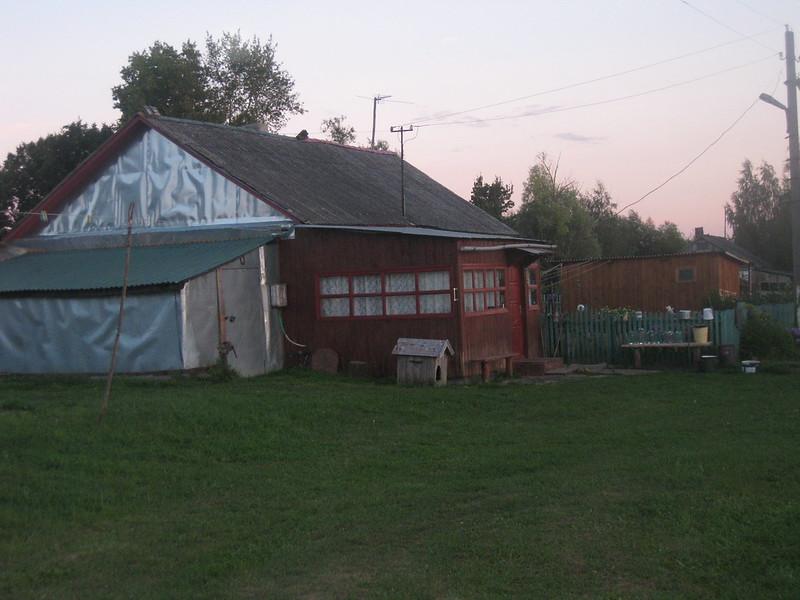Дом Исаевых