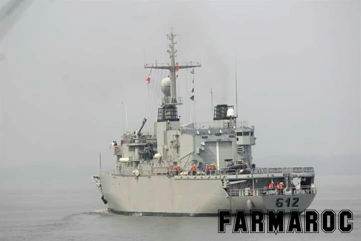 Royal Moroccan Navy Floréal Frigates / Frégates Floréal Marocaines - Page 13 45936520584_2fbc375e62_b