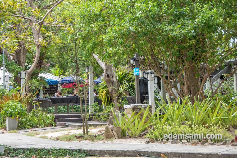 Ао Вай остров Самет Таиланд