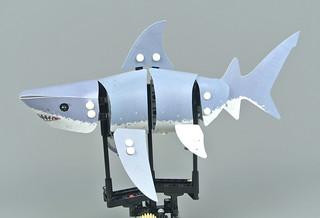 Review: 81001 Shark Skin