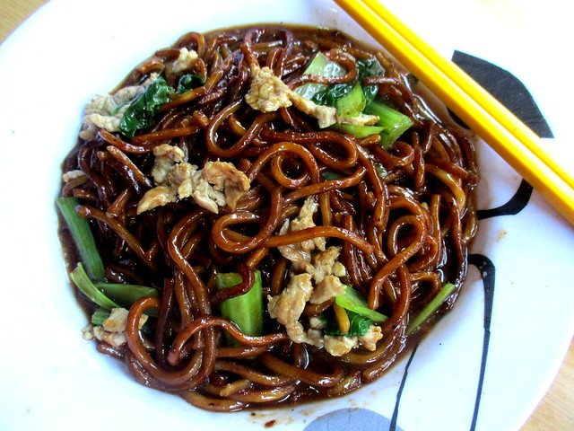 Ah Ping Cafe Foochow fried noodles 3