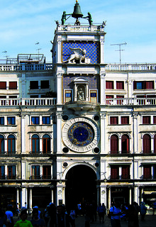 Torre dell'Orologio, Venice | by T. Christensen
