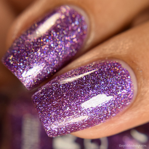 glam polish leave a little sparkle where ever you go 2 | by thepolishedmage