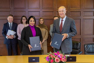 WIPO and UAE's Kalimat Foundation to Collaborate on Producing Accessible Format Children's Books in Arabic | by WIPO | OMPI