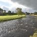 River Nith, Blackaddie Hotel, Sanquhar, Scotland