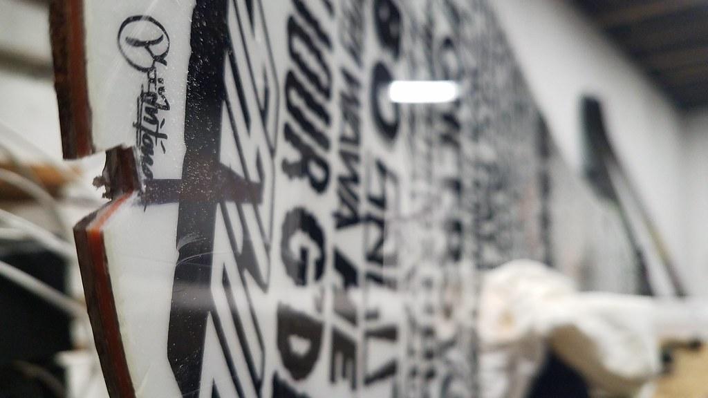... 164 wide Burton Bullet rocker board covered to powder board  ca9189d8e