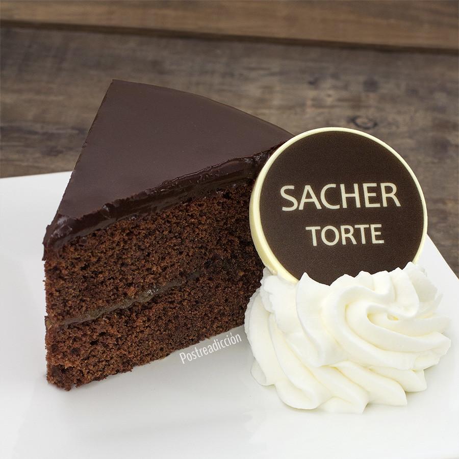 receta de tarta sacher