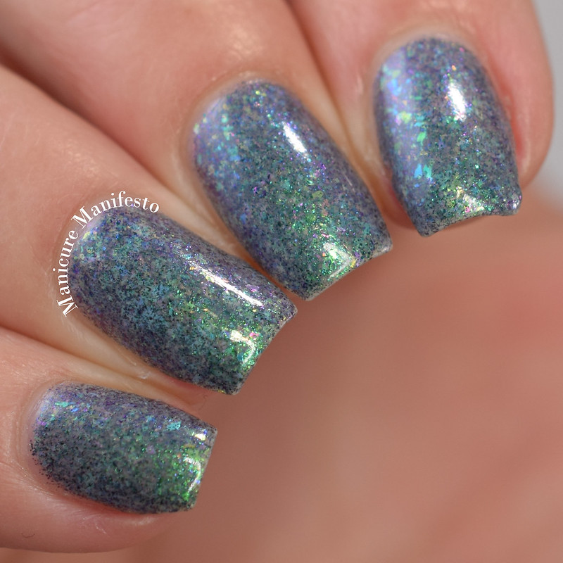 Bees Knees Lacquer Luck Isn't A Superpower review