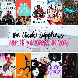 What's on your Top 10 of 2018? | by the(book)supplier