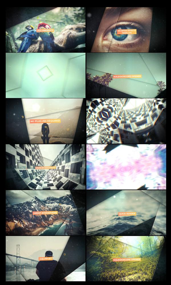 Kaleidoscope Opener - 8
