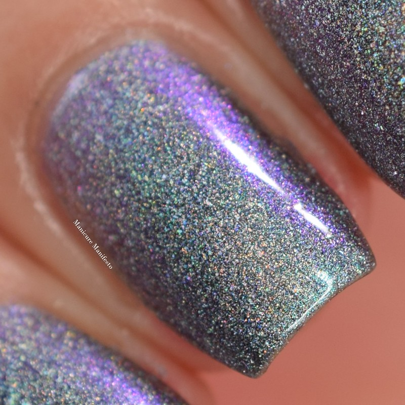 Girly Bits Run Into The Storm swatch