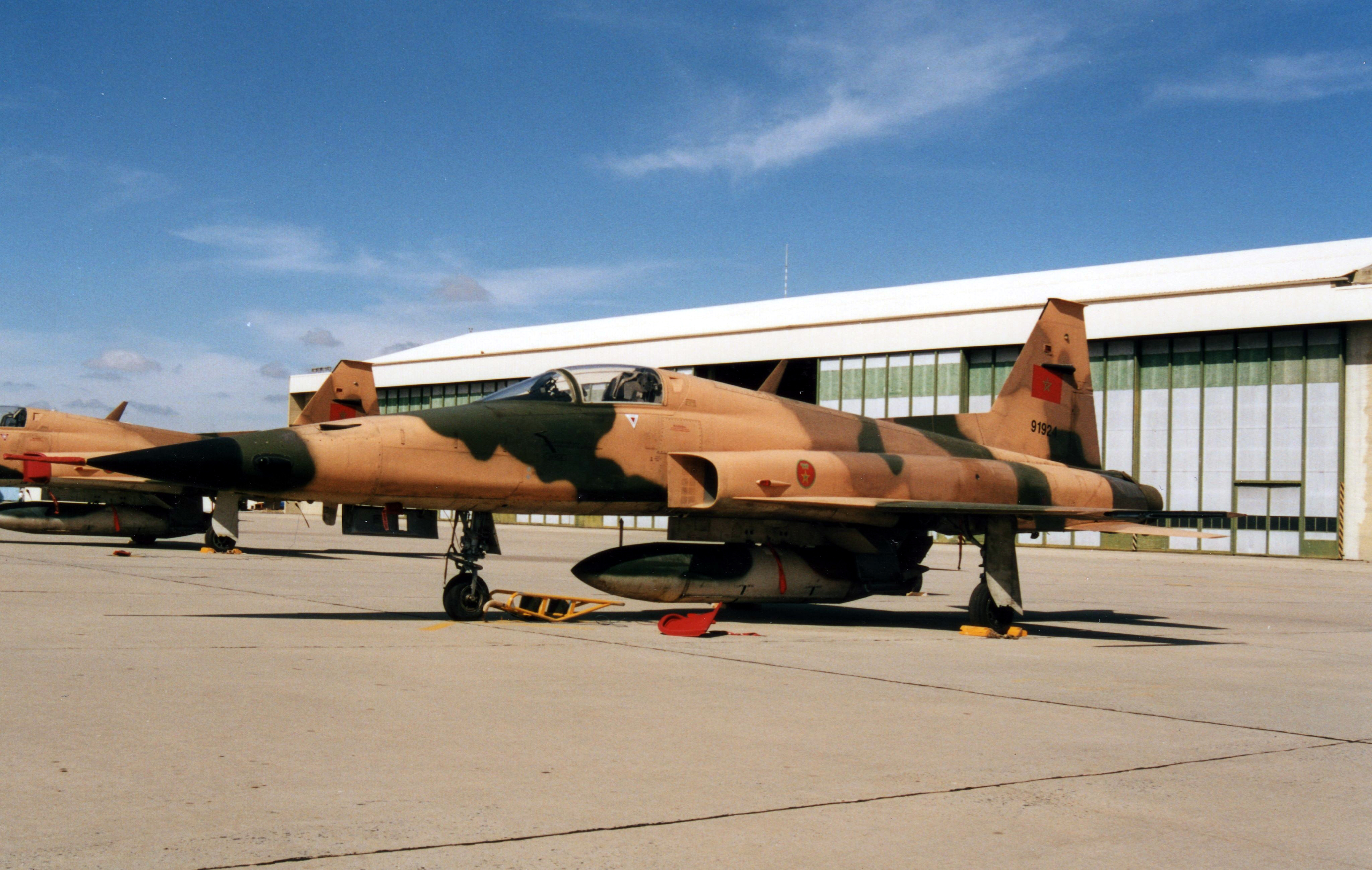 FRA: Photos F-5 marocains / Moroccan F-5  - Page 12 46629741872_b55d98e321_o