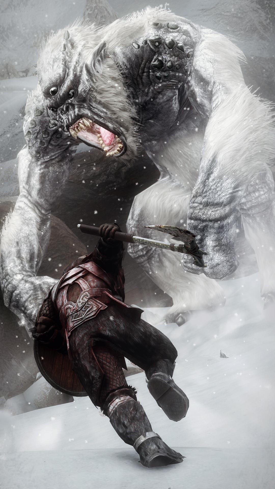 Cold Violent Death : skyrim