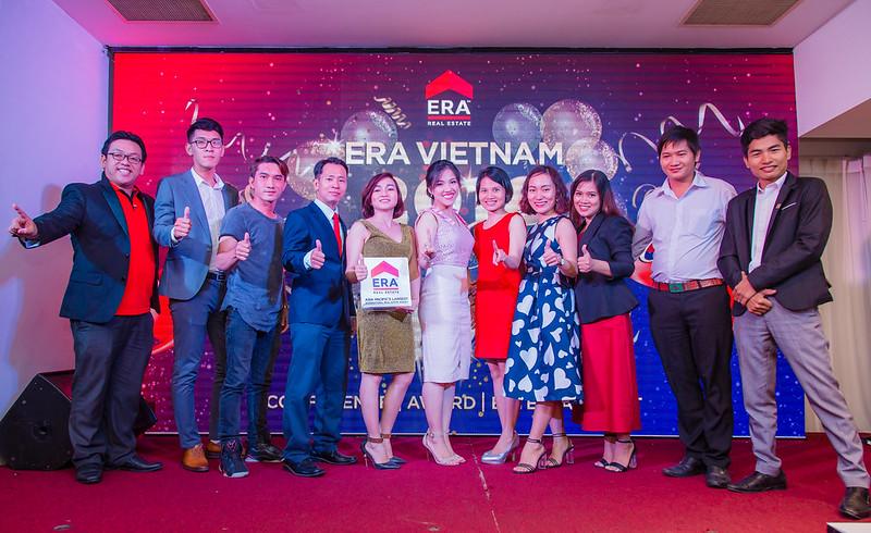 ERA Ability tham dự chương trình với nhiều giải thưởng.