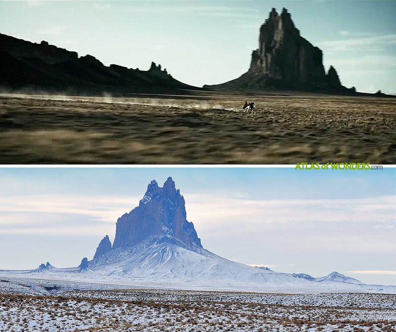 Locations Lone Ranger