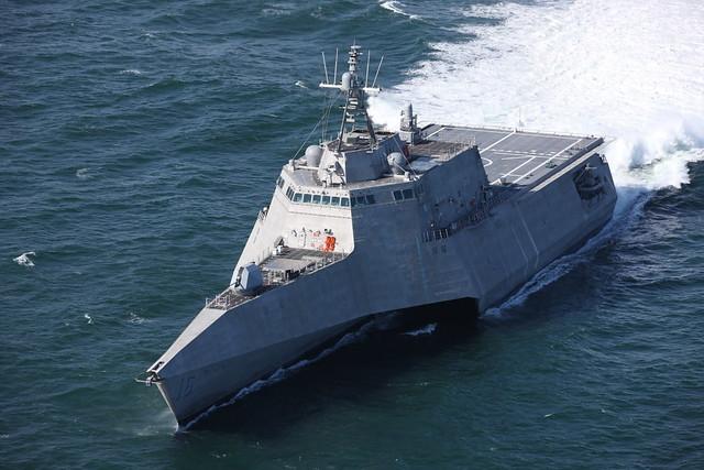 USS TULSA (LCS 16)