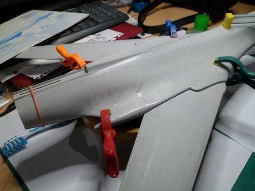 Défi moins de kits en cours : Rockwell B-1B porte-clé [Airfix 1/72] *** Abandon en pg 9 - Page 7 44952816225_b7285fa833