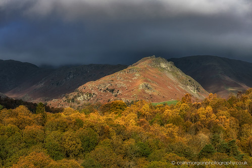Helm Crag picked out in the Autumn Sun-8668 | by Splendid What