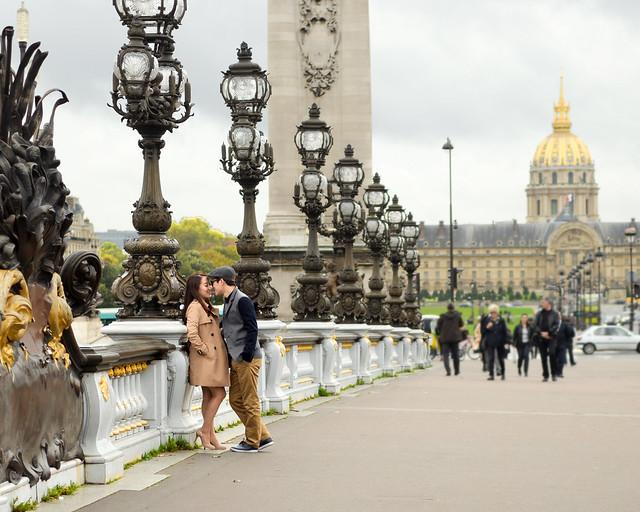 Puente de Alejandro III, el puente más bonito que ver en París