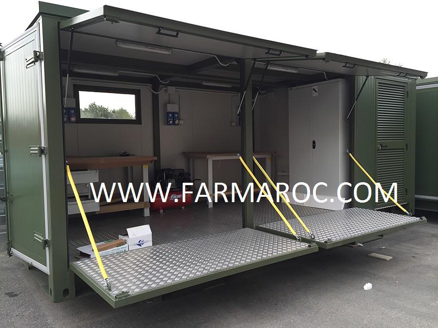 La Logistique des FAR / Moroccan Army Logistics - Page 11 30809637147_8291e45b1a_b