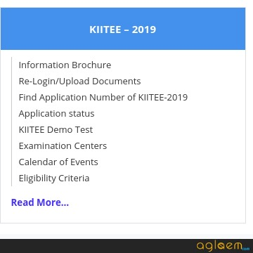 KIITEE 2019 Slot Booking (Started) - Book KIIT University Slot Here