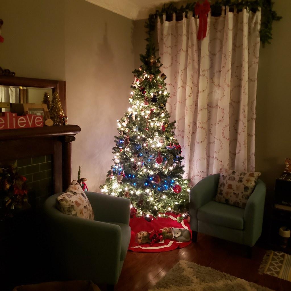 O Christmas tree. | T+G