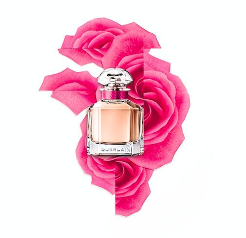 Eau de Toilette Bloom of Rose, Mon Guerlain Frasco