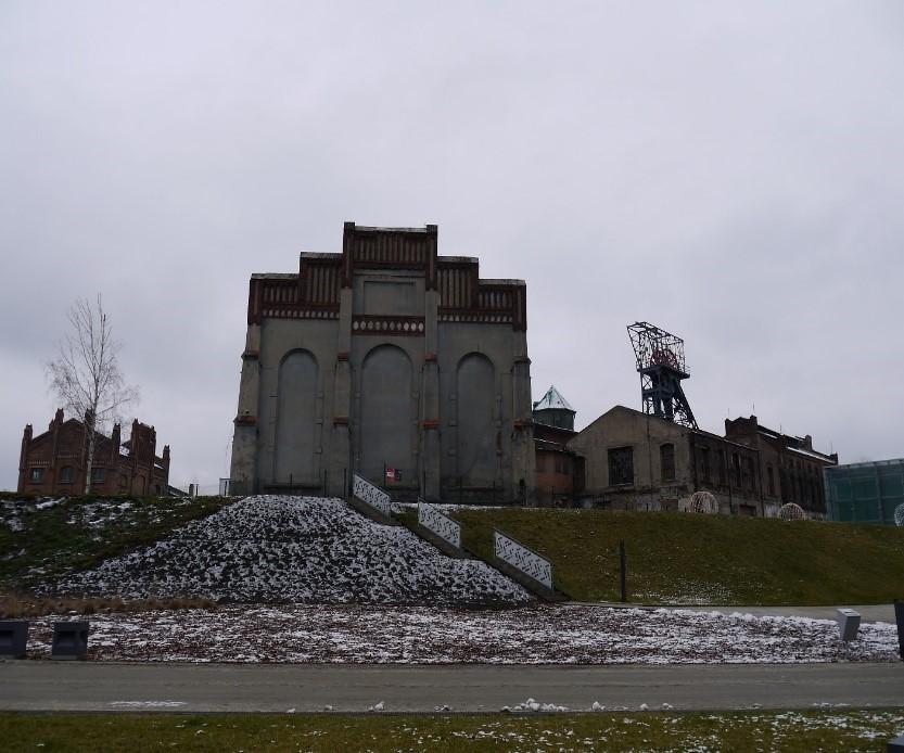 紀念當地煤炭產業歷史的Silesian博物館